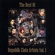 The Best of Republik Cinta Artists Vol I