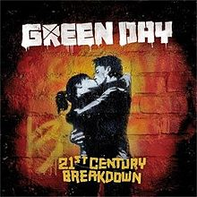 Tweenty One st Century Breakdown