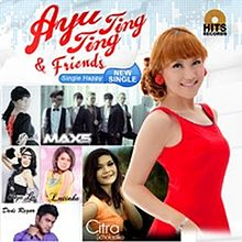 Ayu Ting Ting and Friends
